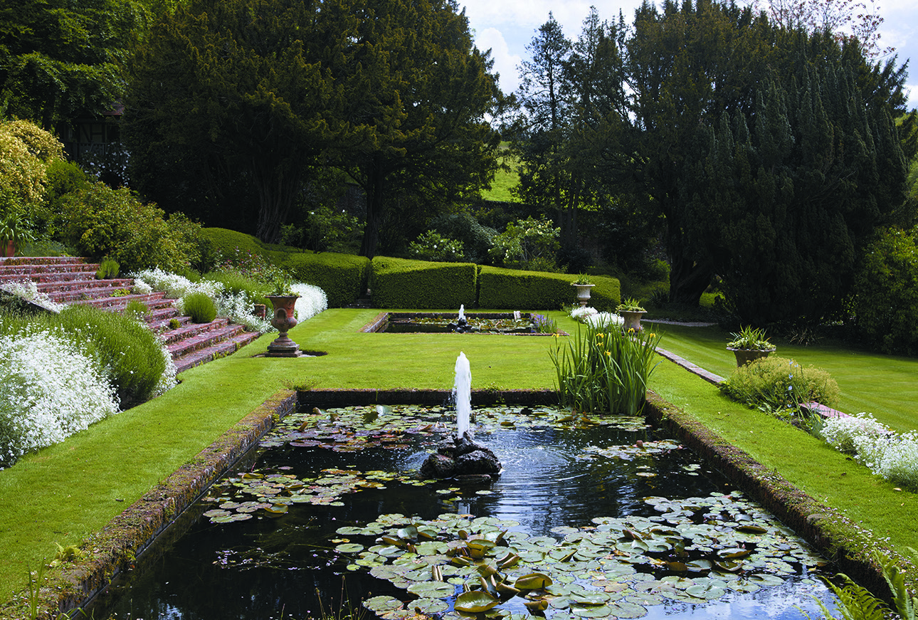 Stonor Park and Gardens